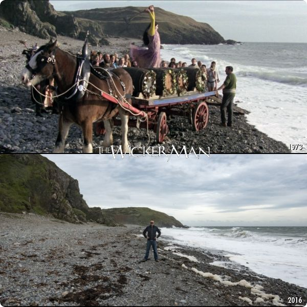 The Wicker Man (1973) Filming Location