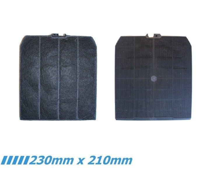 Dunstabzugshauben aktivkohlefilter dhkf9020 mit 230 mm u2026 aktiv