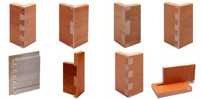 Wood Work Types Of Dovetail Joints PDF Plans   qq18