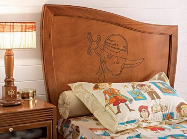Sea Themed Furniture For Girls And Boys Bedrooms By Caroti Headboard