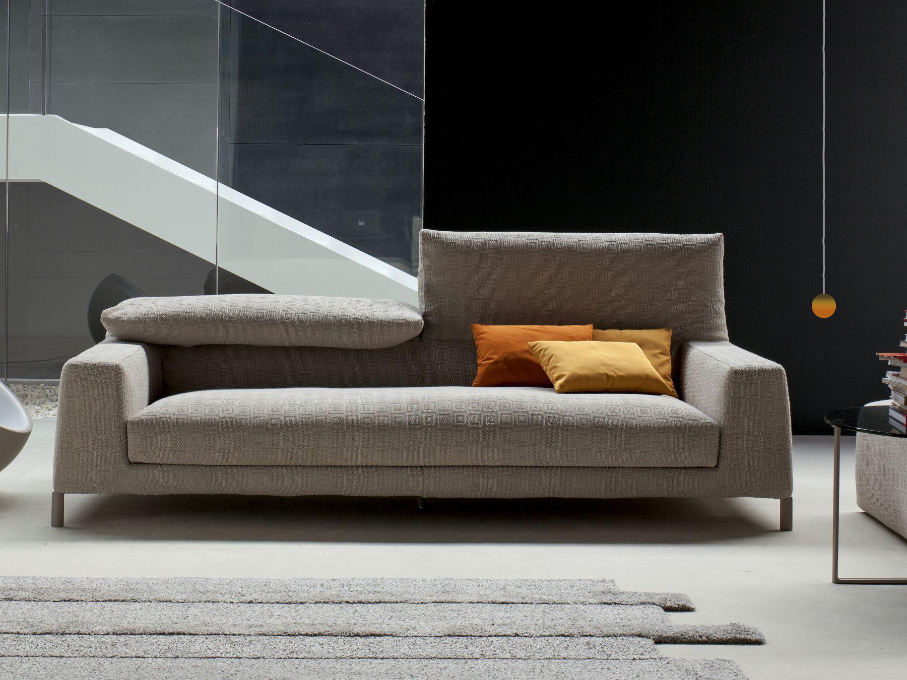 Upholstered Sofa VITA By Bonaldo   Design Mauro Lipparini