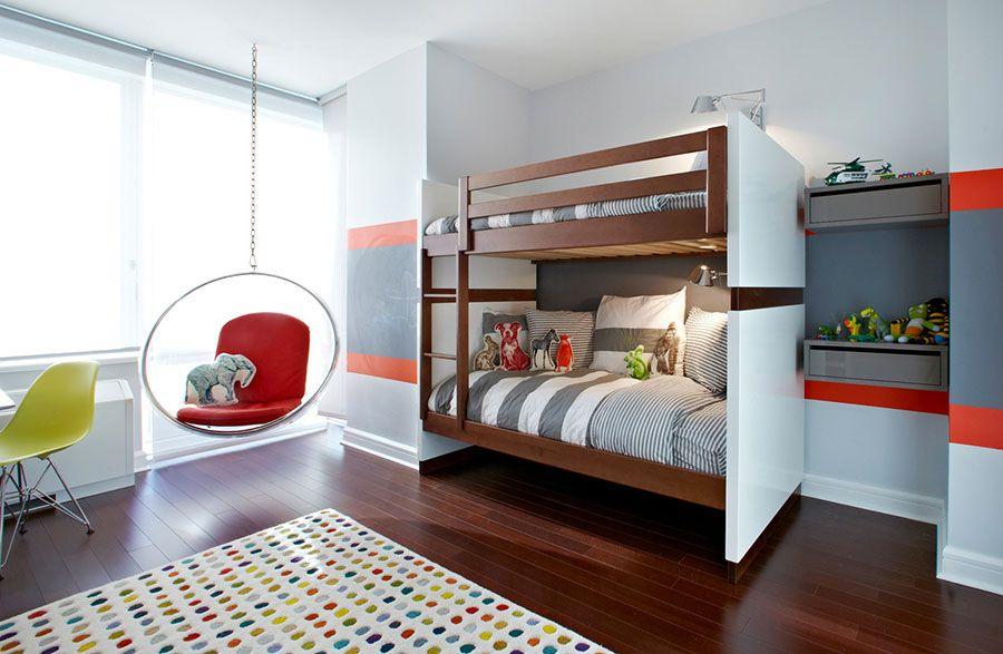 Immagini Di Letti A Castello Per Bambini.20 Modelli Di Letti A Castello Moderni Per Bambini E Ragazzi Idee