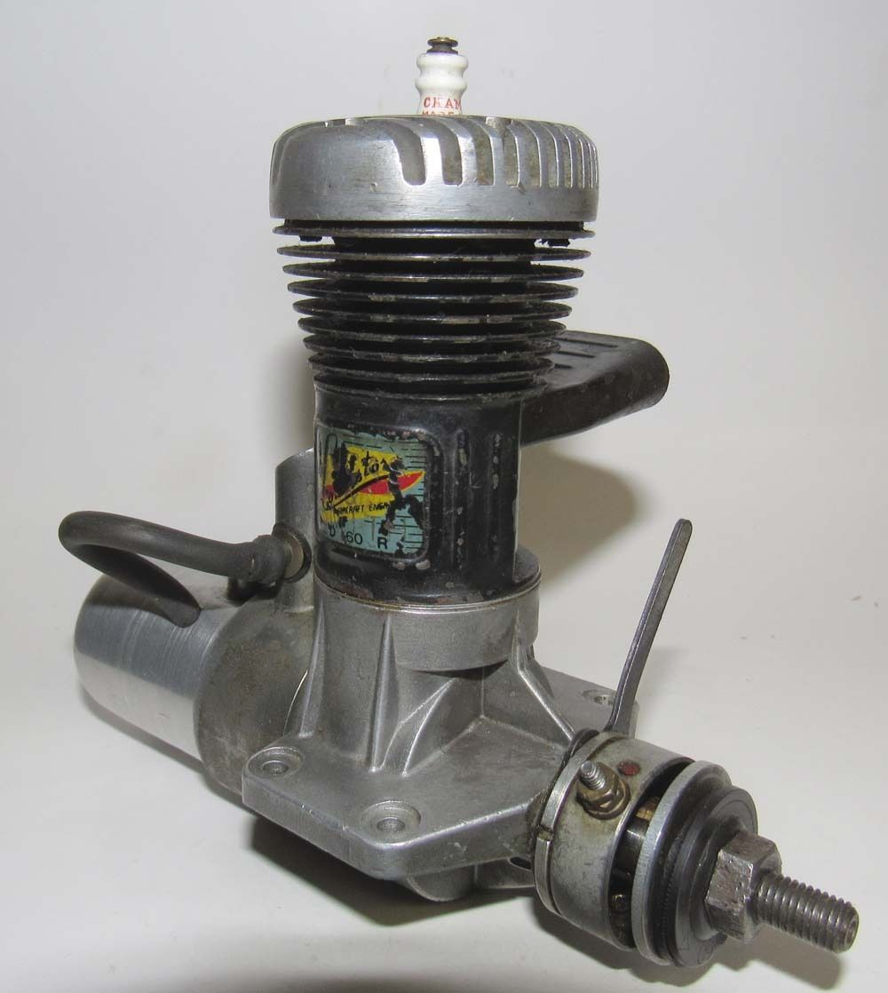 1946 Contestor D 60 s Spark Ignition Model Airplane Engine