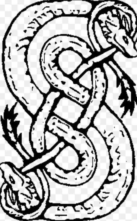 Lokis Symbol The Serpent Pinterest Symbols Tattoo And Tatoos