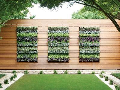 Vertical Garden gutter Rain Gutter Vertical Garden Image Source