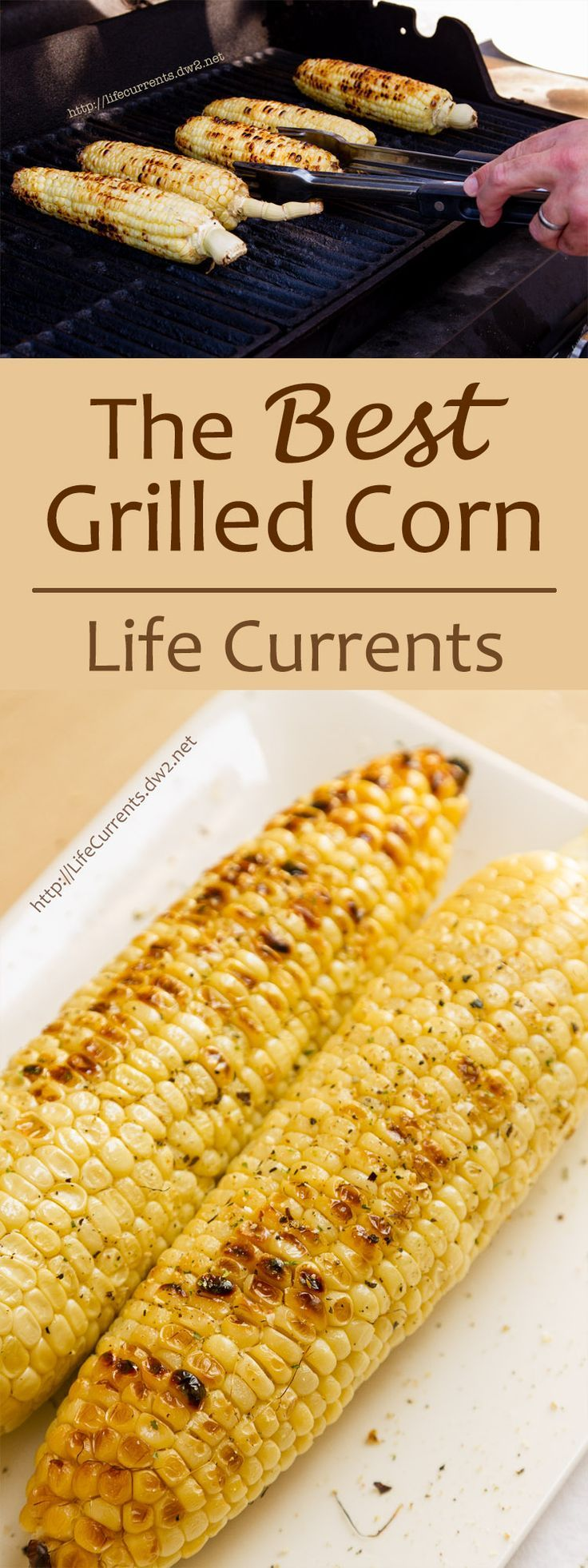 The Best Way To Make Grilled Corn On The Cob - It Makes -3484