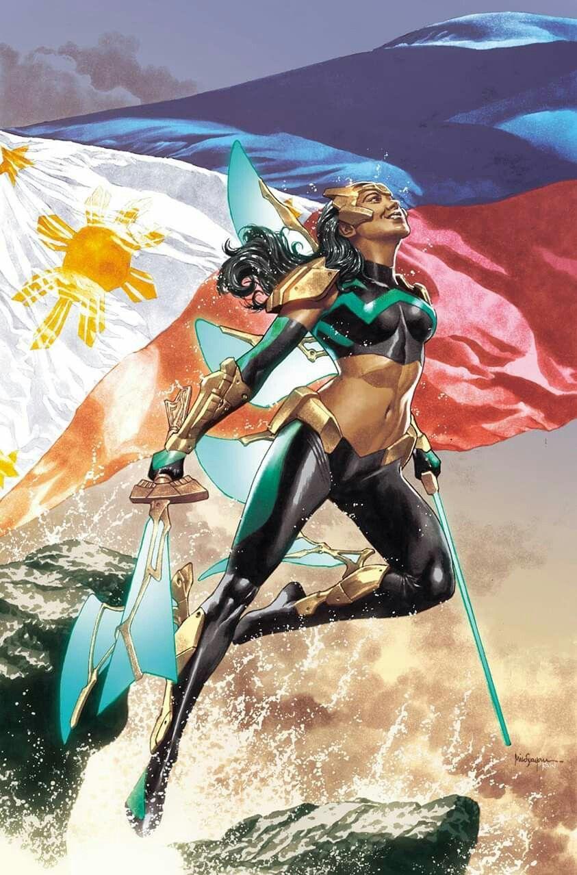 Wave - Marvel Comics 1st Filipino Superhero - Wave – Marvel Comics 1st Filipino Superhero - #1… in 2020 | Marvel comics vintage, Marvel comics artwork, First marvel comic
