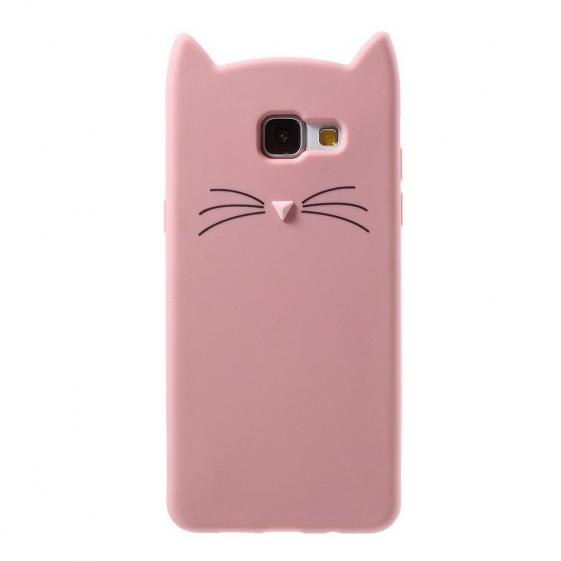 Coque Samsung Galaxy A5 2016 Design Chat - Rose #phoneaccessories ...