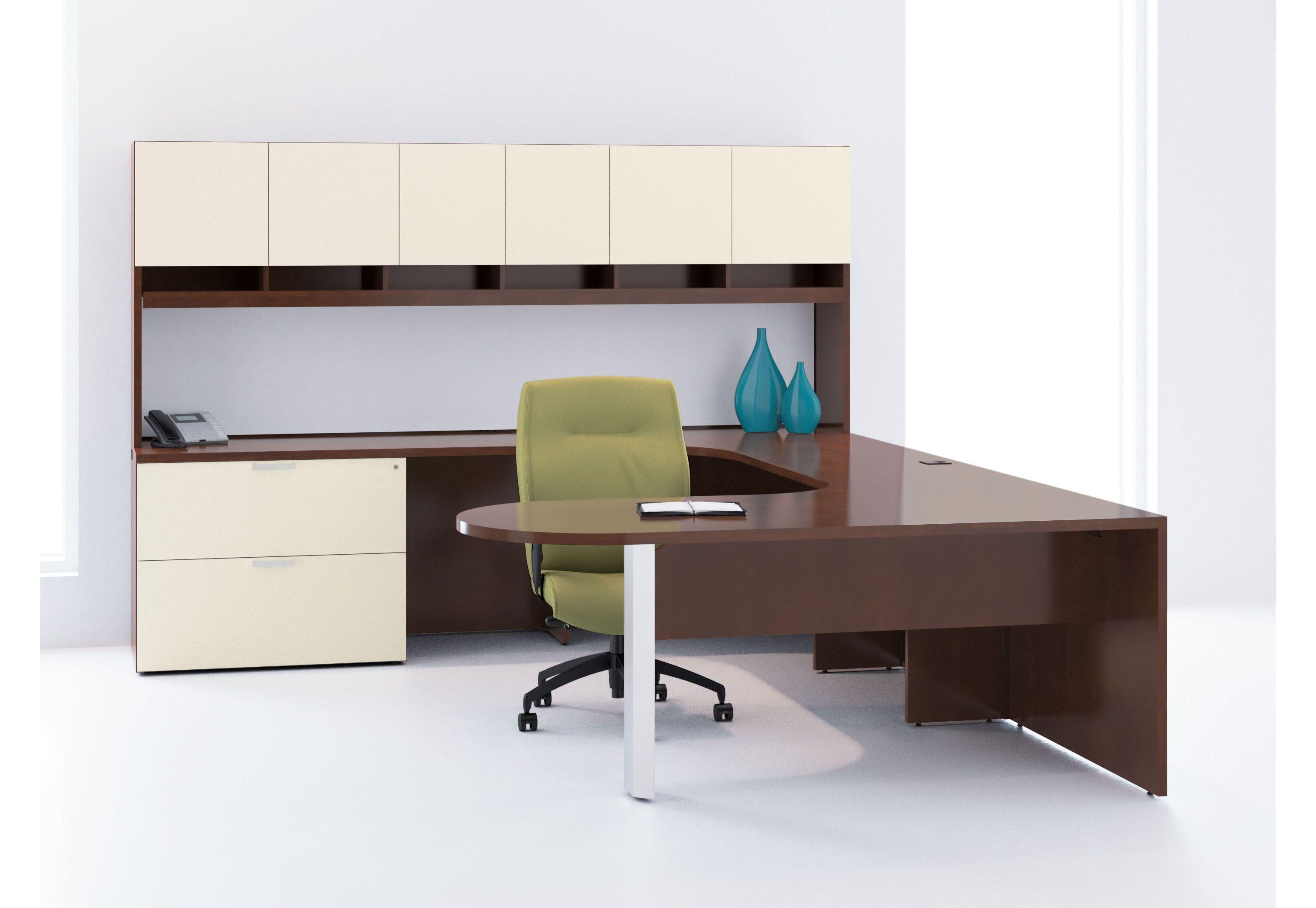 Quaranta 5 Bureel #Fantoni #Burovorm - Office Furniture - Pinterest
