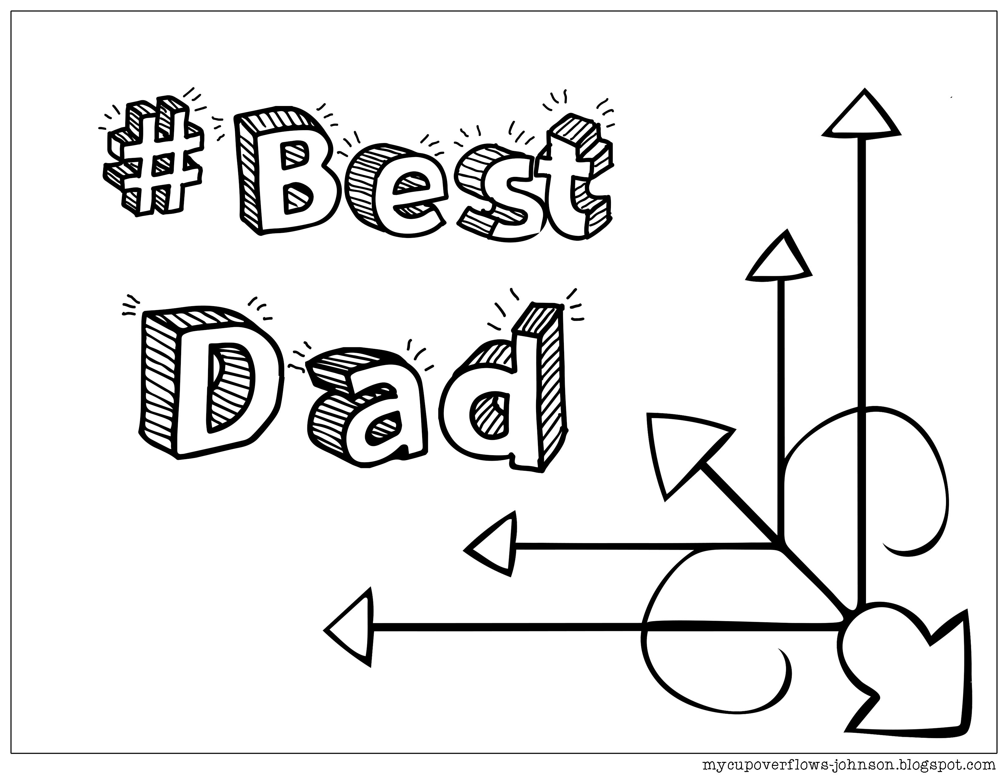 Father\'s Day Coloring Pages | Coloring Pages | Pinterest | Free time