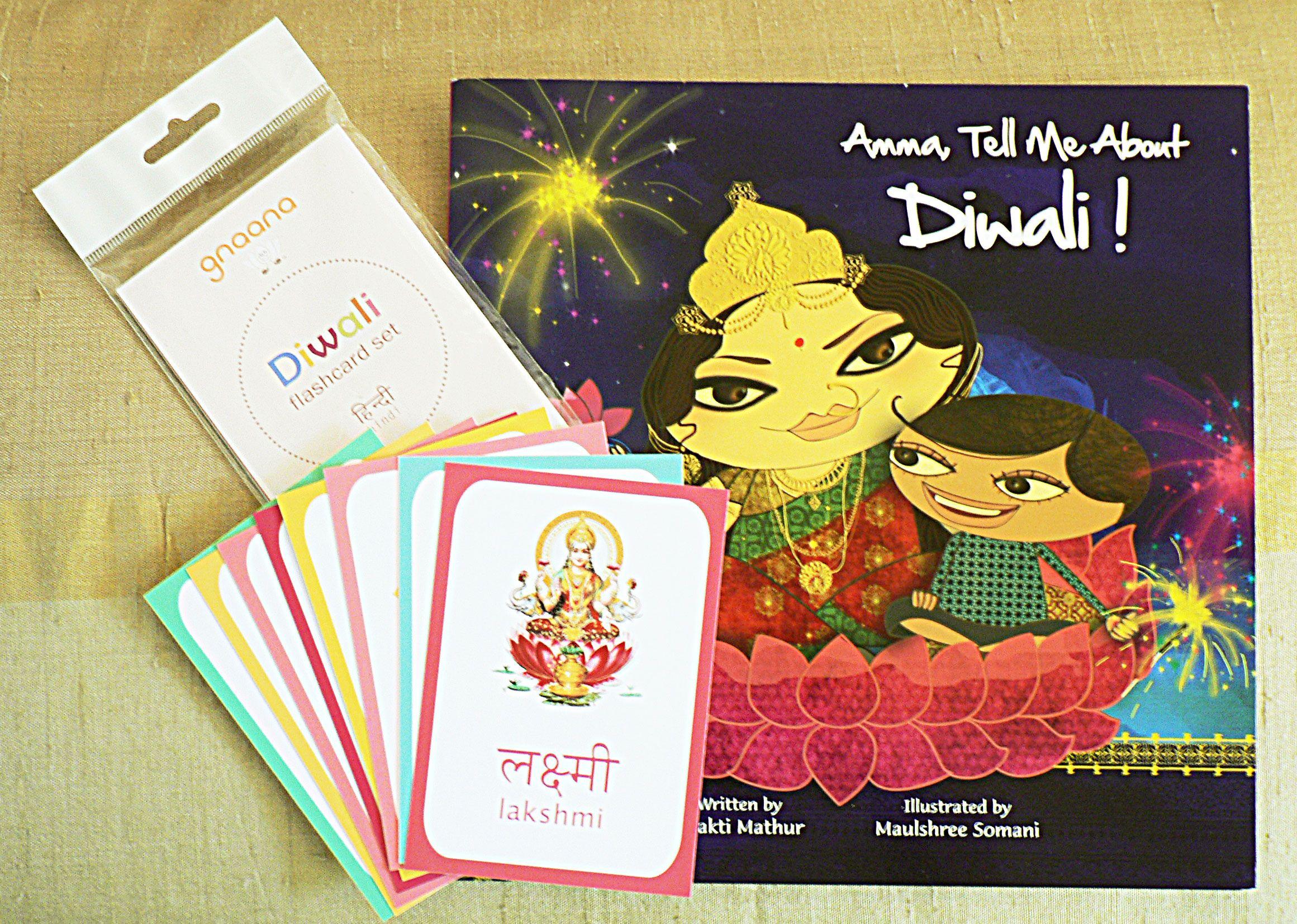 Diwali Kids Book and Flashcard Set | Diwali | Diwali, Best children