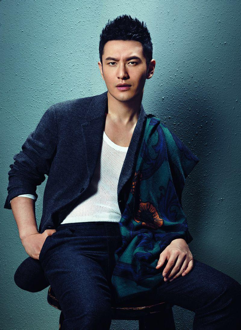 黄晓明Huang Xiaoming   Cool/イケメン in 2019   Asian men, Asian ...