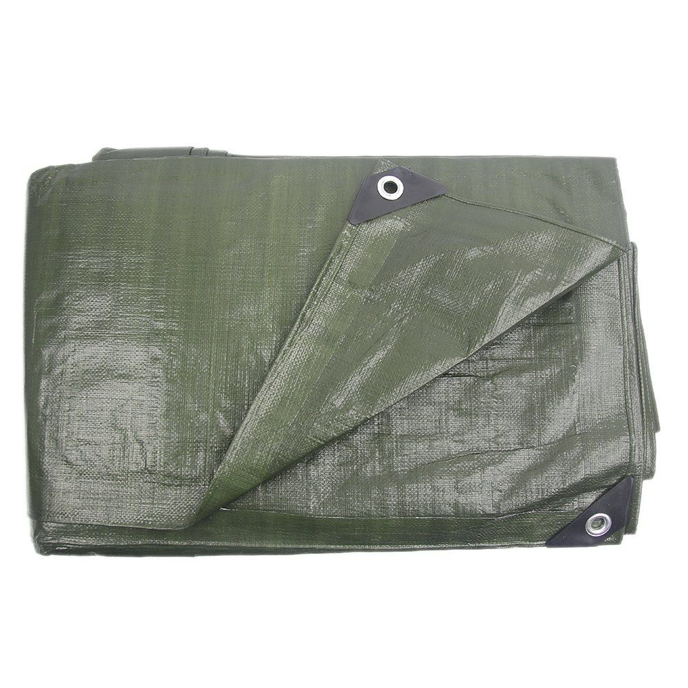 Hanjet Tarp Waterproof Lightweight 10 x 12 9mil Thick