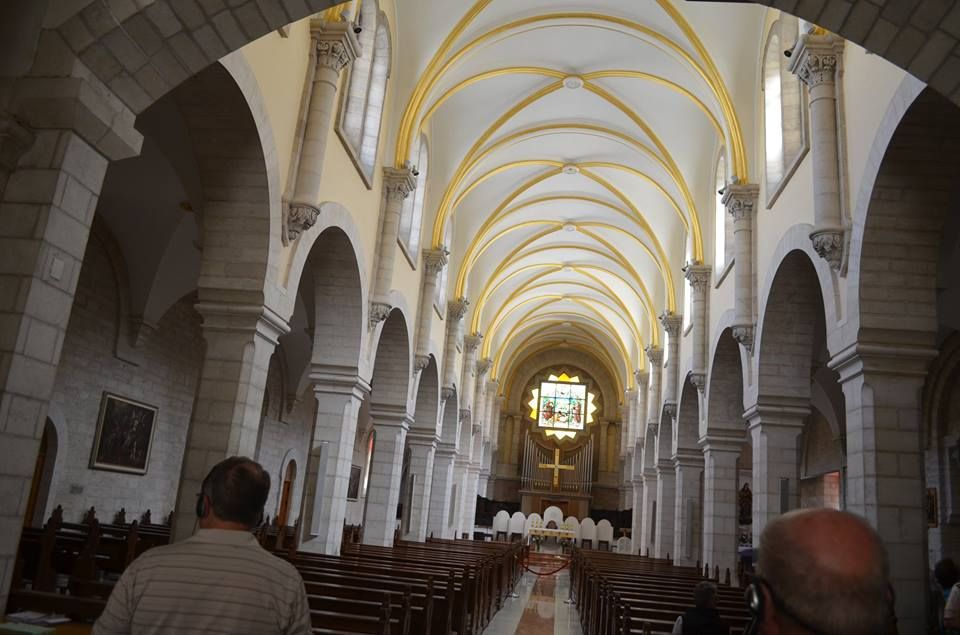 Church of the Nativity, Jerusalem.
