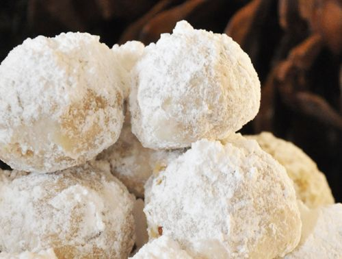 Perfect Traditional Recipe Easy To Makemelt In Your Mouth Snowball Cookies Often Called Wedding Or Tea I Am Writing This One Down My
