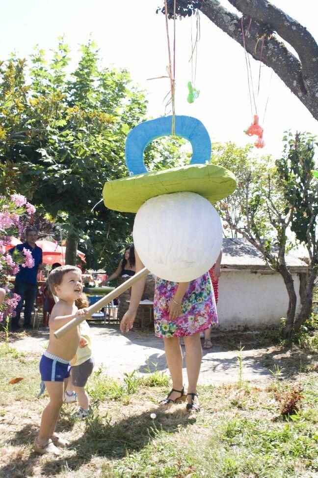 Piñata bautizo