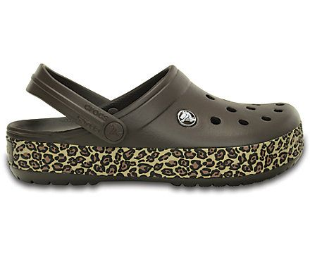 Crocband™ Animal Print Clog | Comfortable Clogs