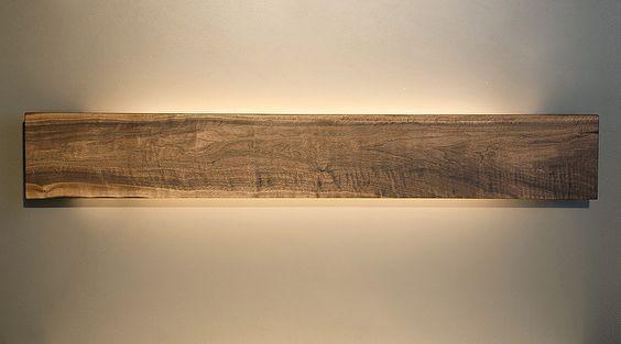 Exclusive Designer Wall Lights Made Of Wood Manufacturer