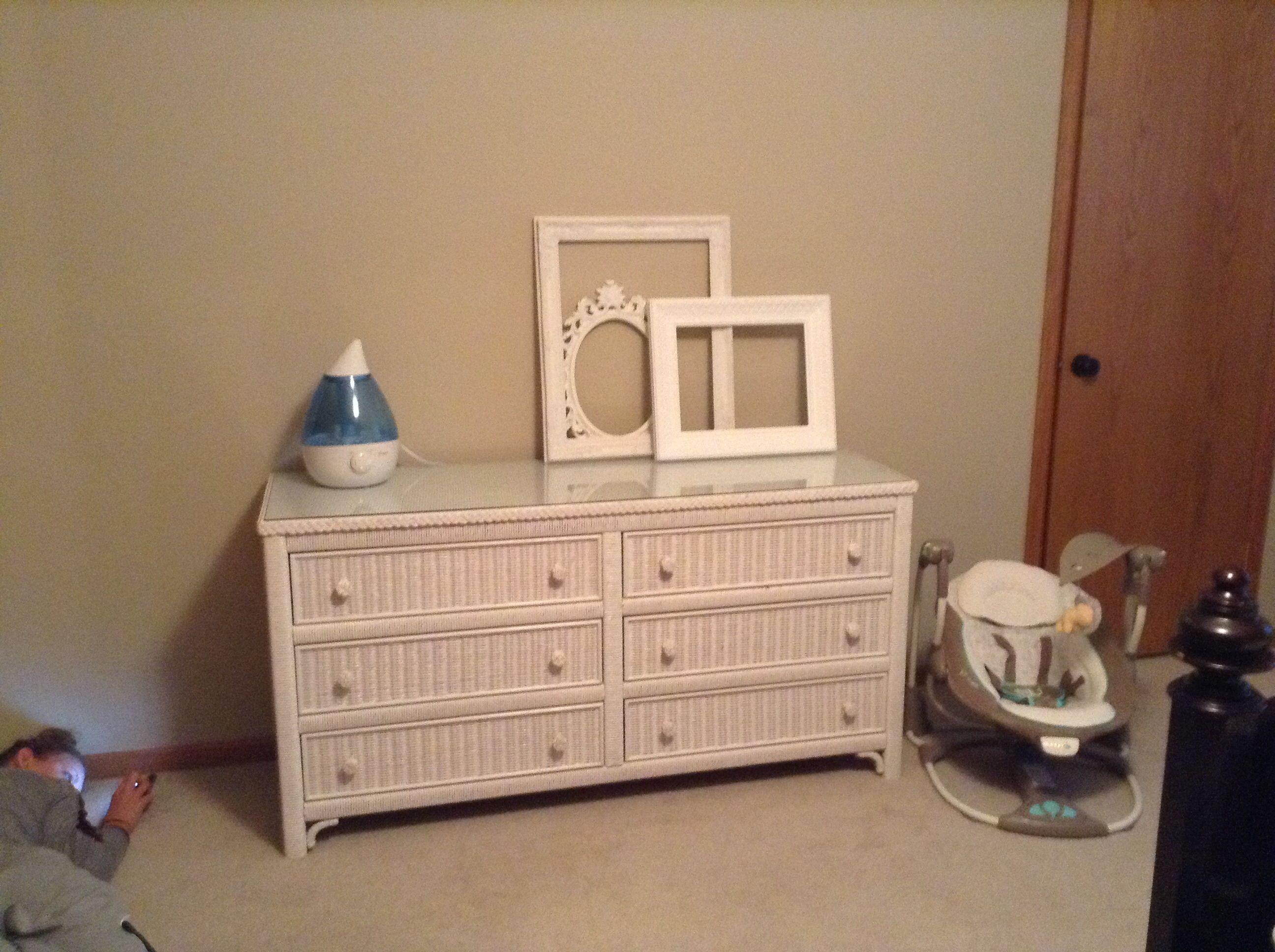 White Wicker Dresser 40 Craigslist Wicker Dresser White Wicker Home Decor [ 1936 x 2592 Pixel ]