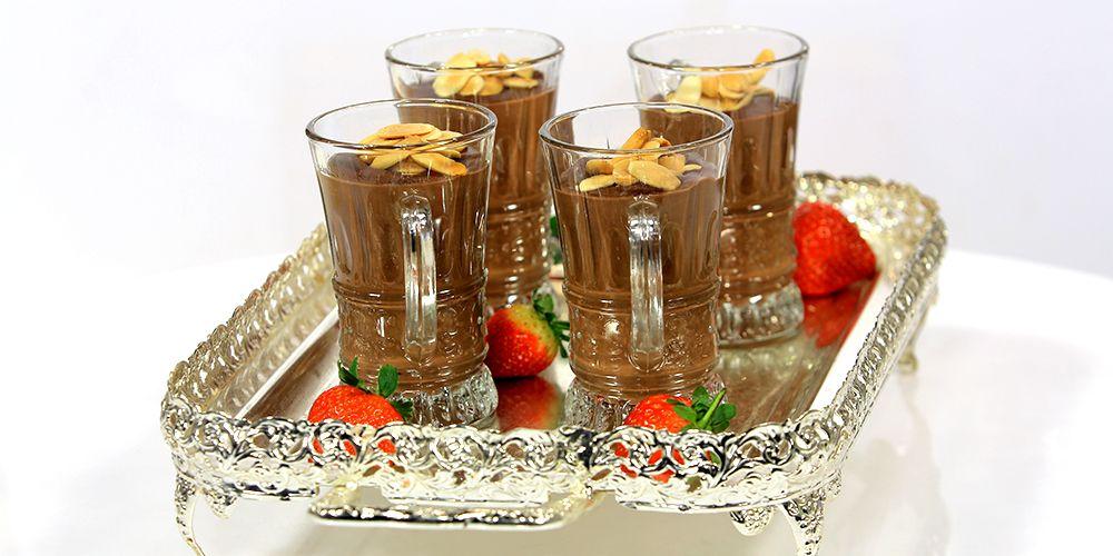 مشروب الشيكولاتة الحار Desserts Drinks Snow Globes