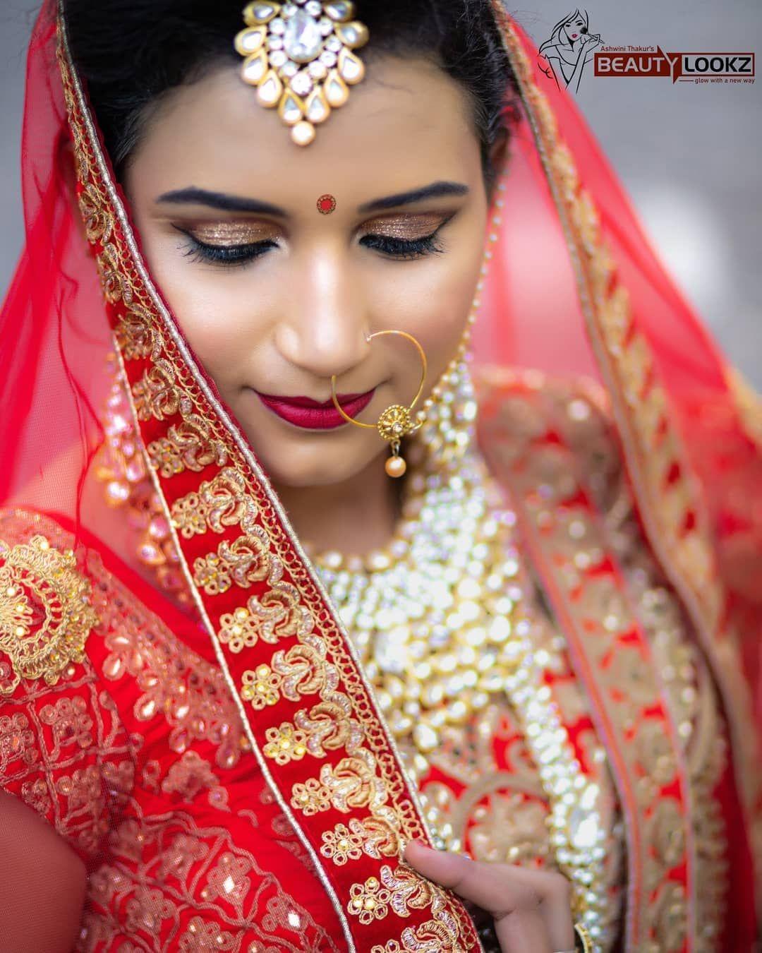 Punjabi Bride Makeover   Makeup videos, Makeup on fleek