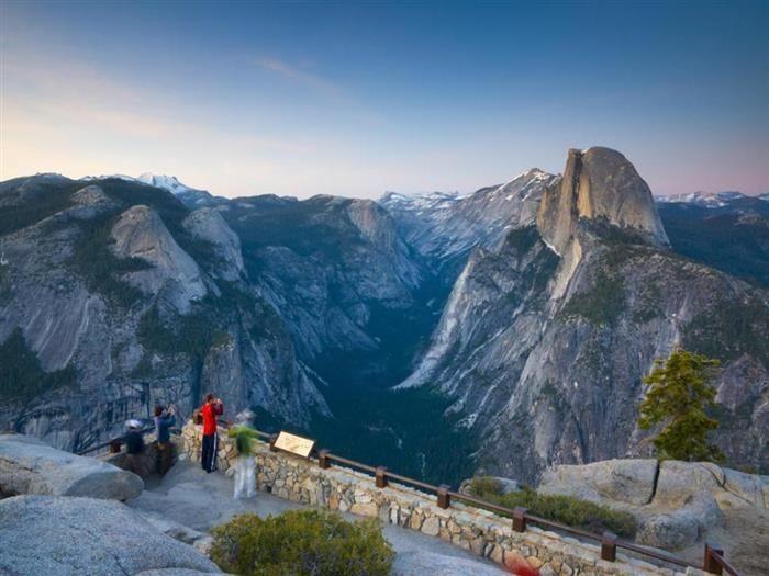31d2cf6be6 Lugares con vista. Parque Nacional Yosemite