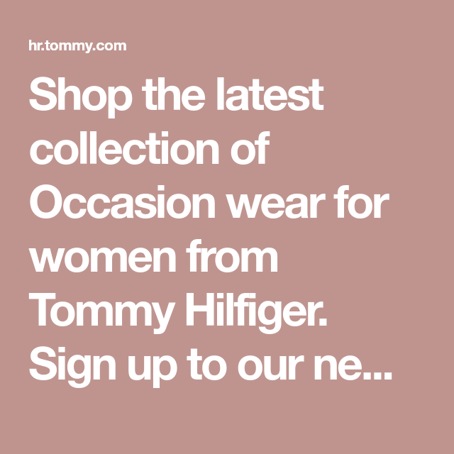 tommy hilfiger 10 off first order