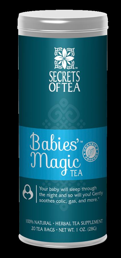 Maternal Pregnancy Tea Babies Magic 41 Enceinte Avant Pendant Apr 232 S