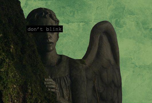 Blink and you're dead. by Geemah.deviantart.com on @deviantART