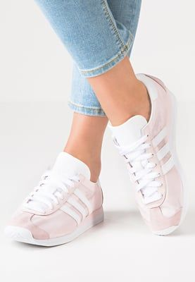 half off 645de 5f7dc adidas Originals COUNTRY OG - Trainers - halo pink white for £65.00  (28 08 16) with free delivery at Zalando