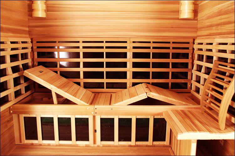 Low Emf Saunas Far Infrared Saunas Fir Sauna Buying Guide