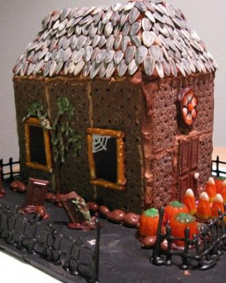 """See the """"Creepy Cookie Cottage"""" in our  gallery"""