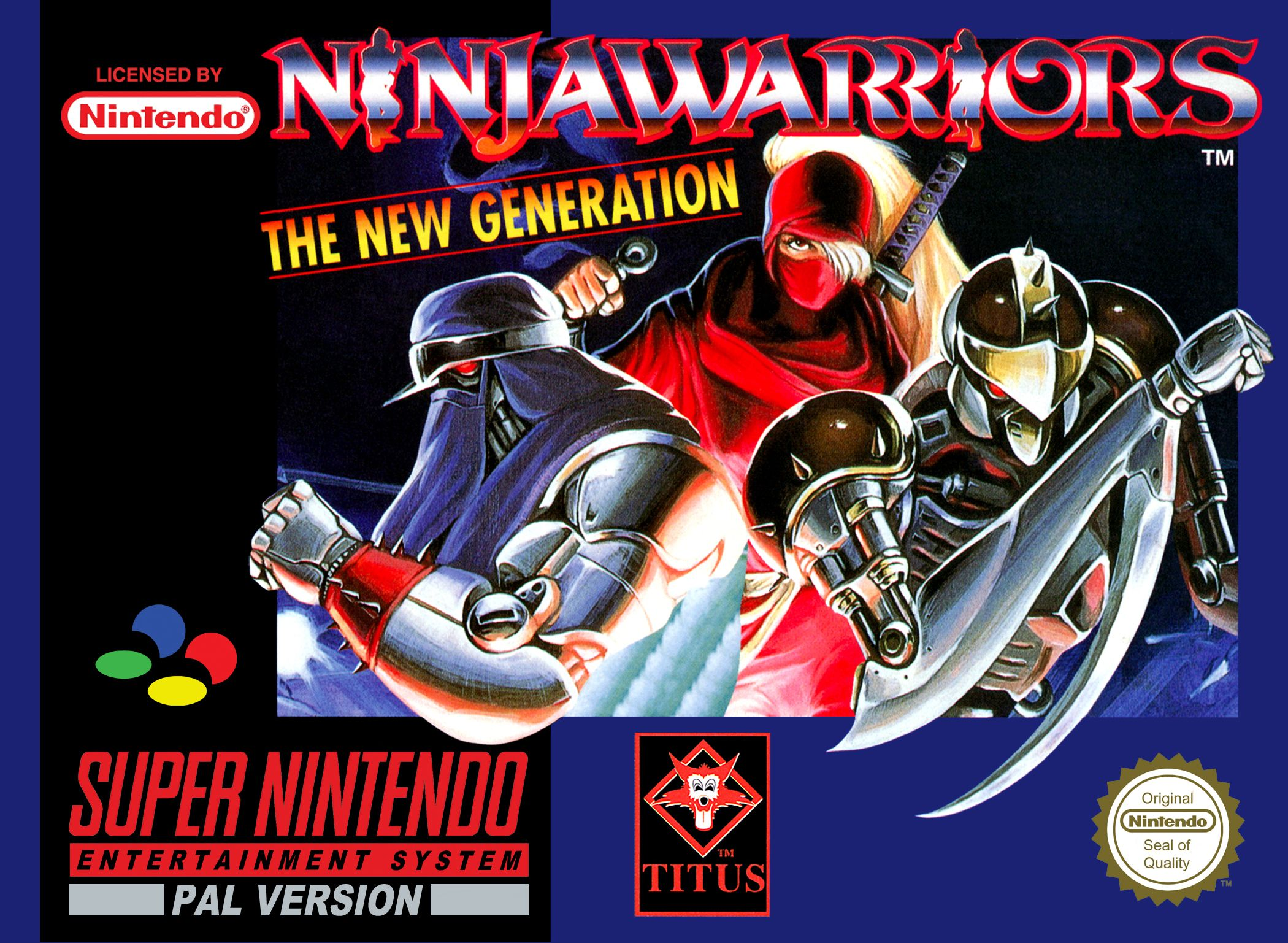 The Ninja Warriors Game A Side Scrolling Beat Em Up That Started