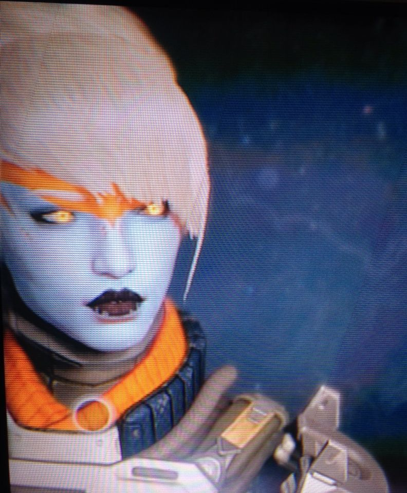 Destiny: Awoken character creation: female | Destiny game ...