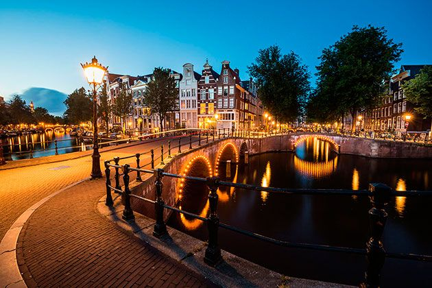 How To Shoot Urban Landscapes During The 'blue Hour' (With