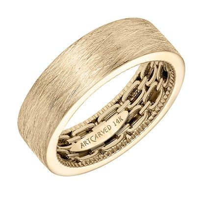 Artcarved Bridal Style 11 Wv17y7 Men S Wedding Band With Double