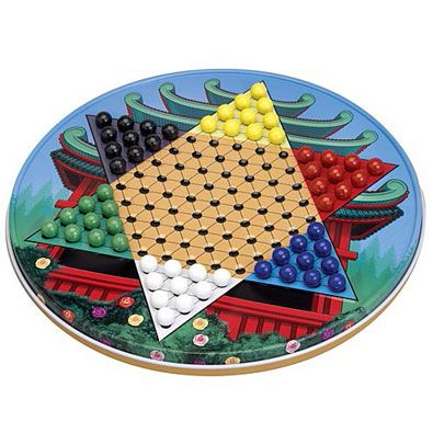 Chinese Checkers Combo Game