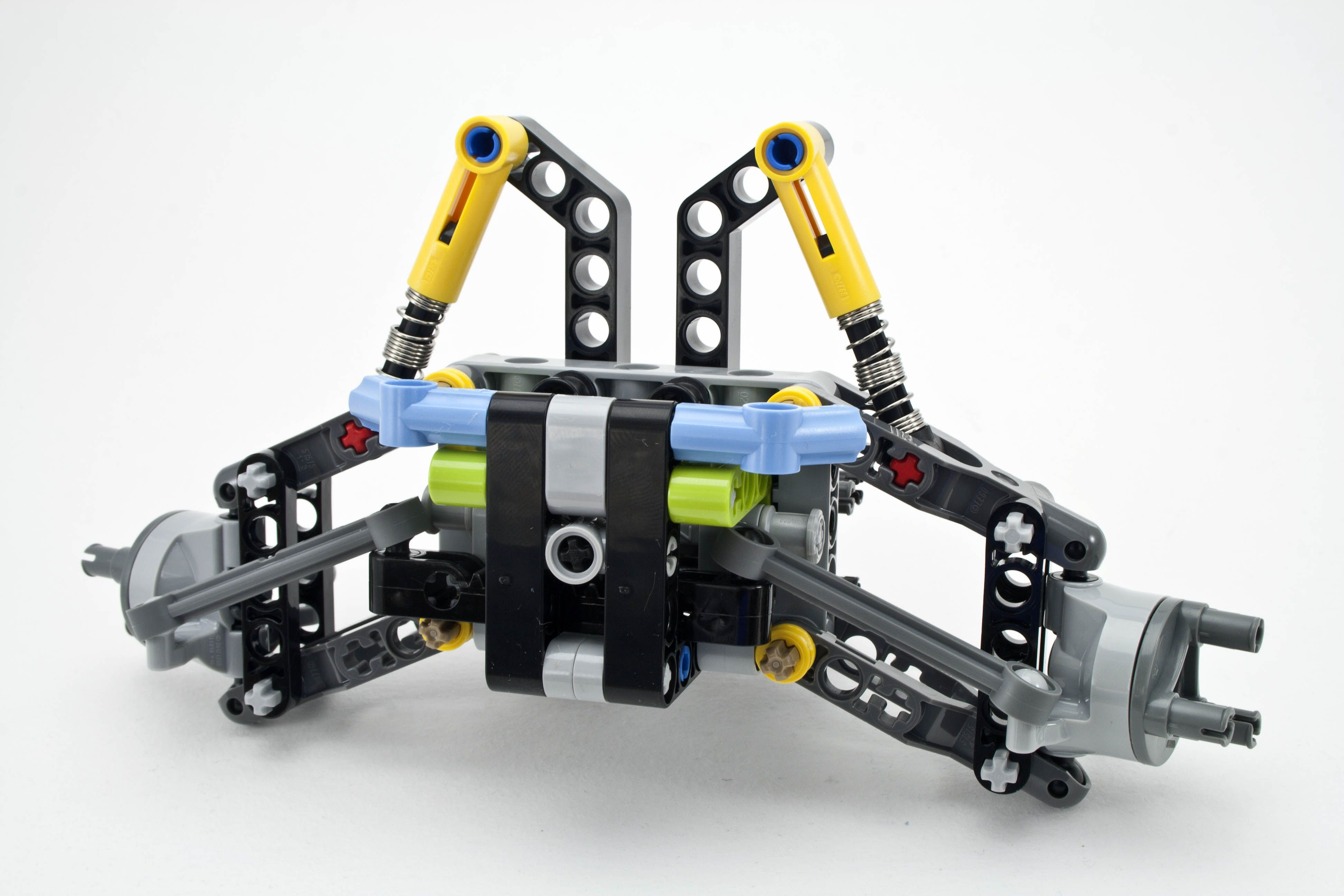lego car engine instructions