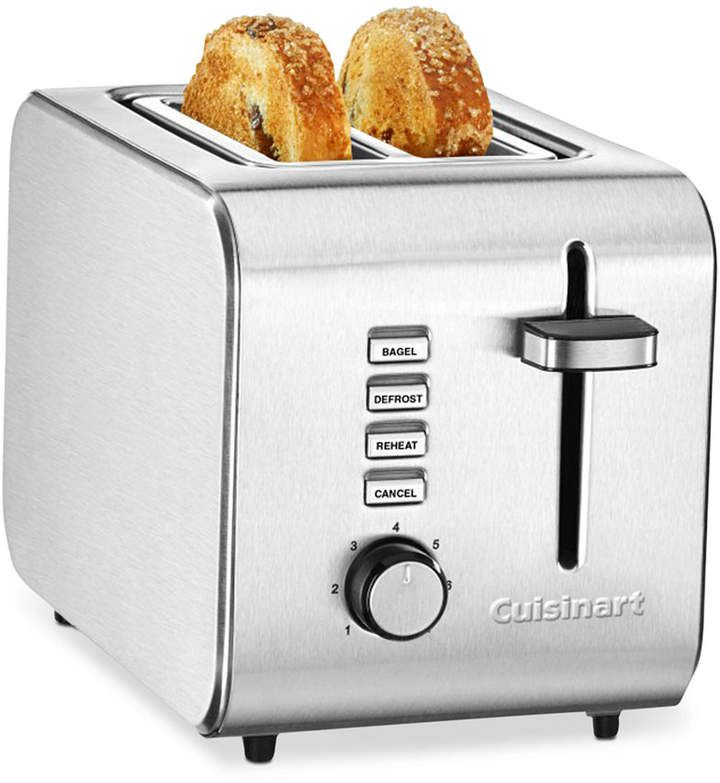 Cuisinart cpt5 metal 2slice toaster created for macys