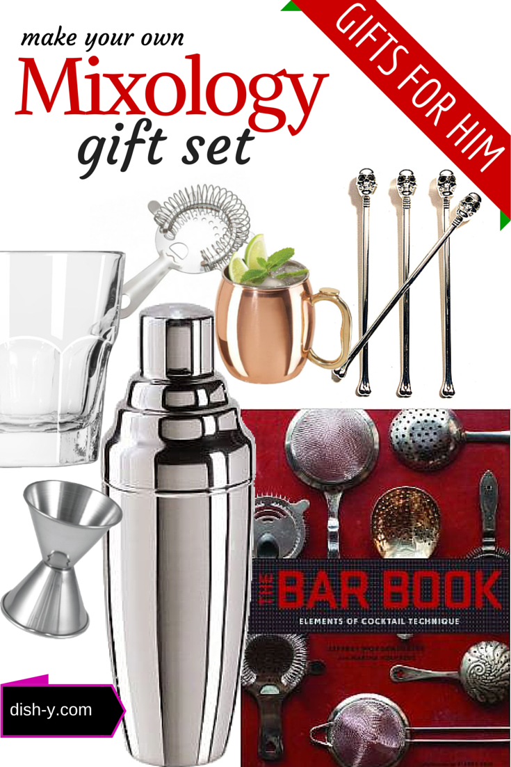 Gift Ideas For The Man In Your Life Mixology Gifts Bar