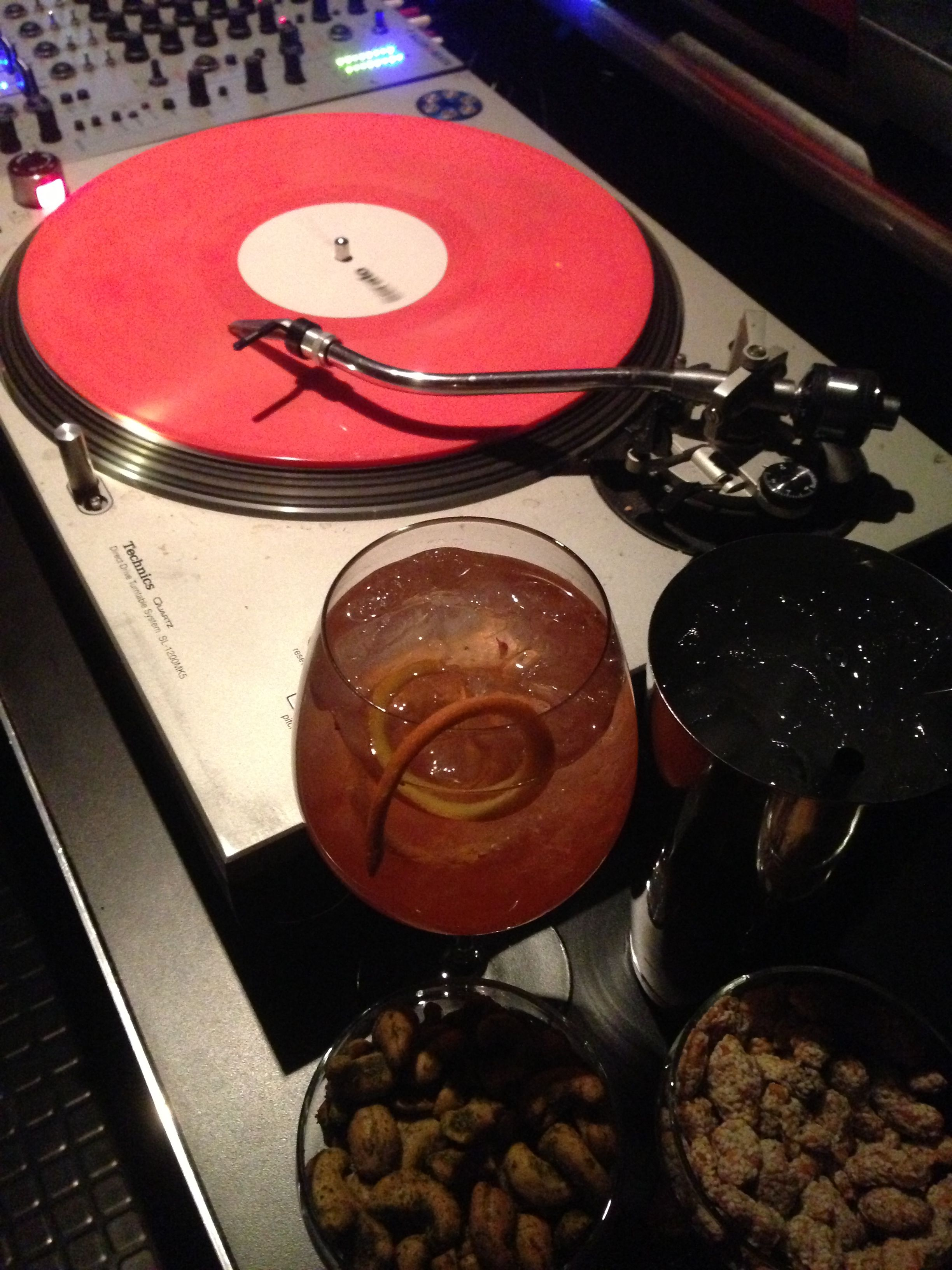 Orange Losing Your Marbles Limited Edition Serato Control Vinyl Dj Booth Vinyl The Twenties
