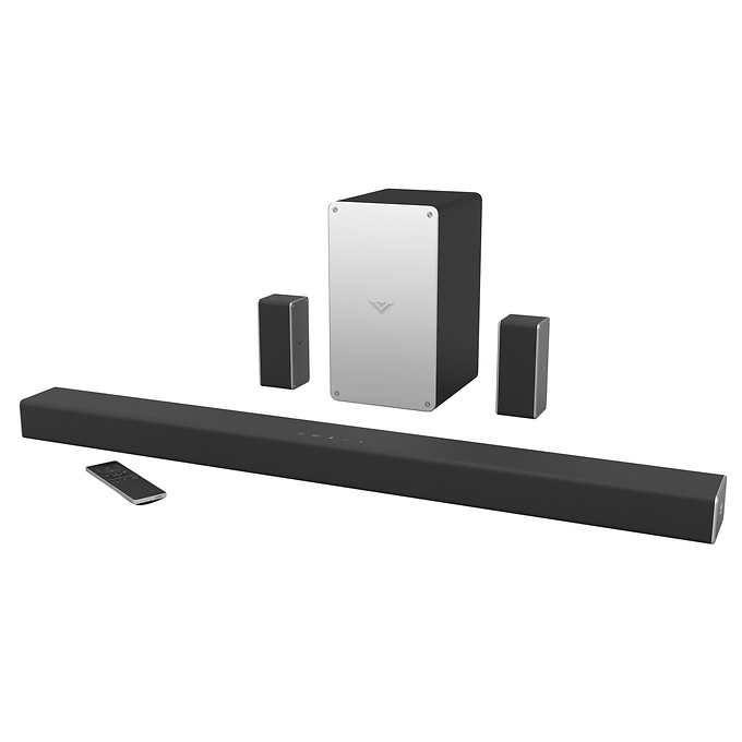 """Vizio SB3651E6 36"""" 5.1 Channel SmartCast Soundbar System"""