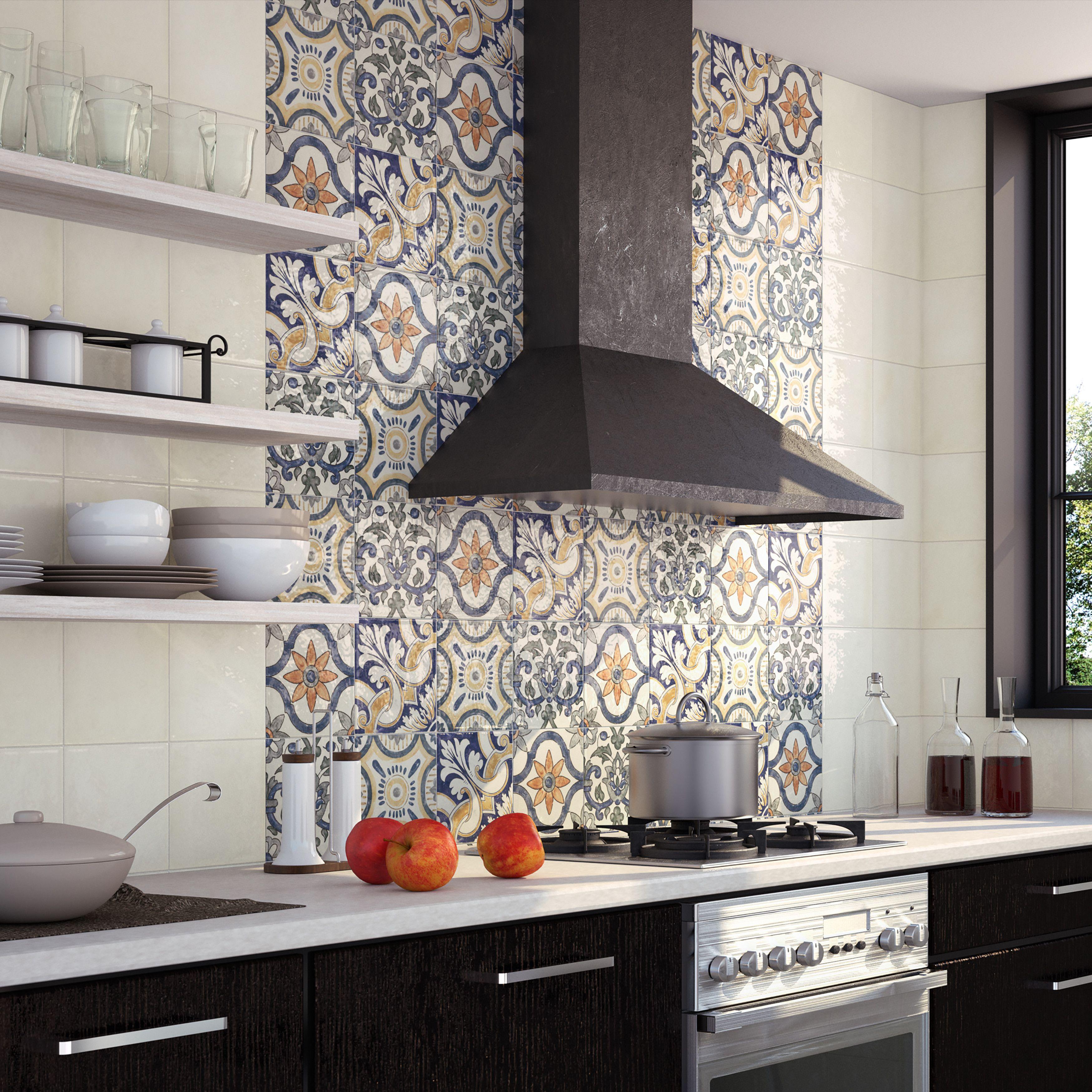 Avaricon 8 X 8 Ceramic Field Tile Ceramic Wall Tiles Wall
