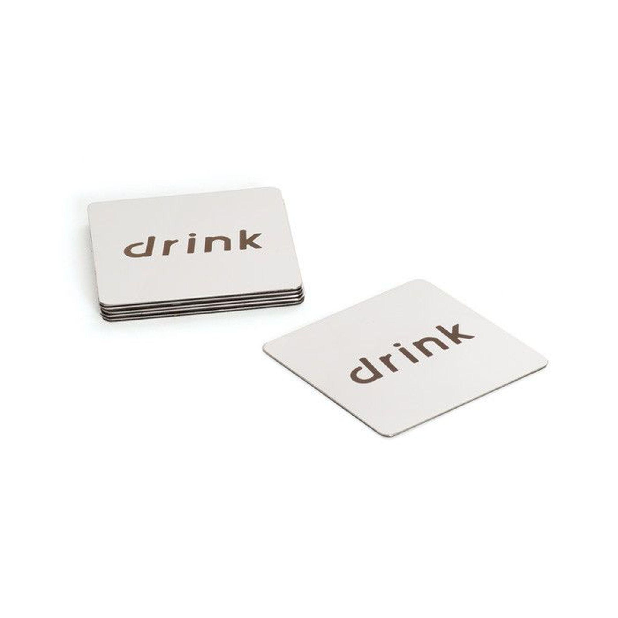 $11400 Set Of Six Drink Coasters