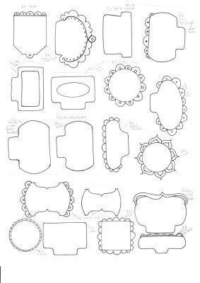 17 Best images about Printables: Tabs & Dividers on Pinterest ...