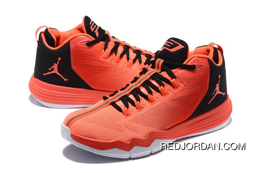 online retailer 2c567 64341 Air Jordan Cp3.Ix Ae Infrared 23 Infrared 23 Black Bright Mango Super Deals