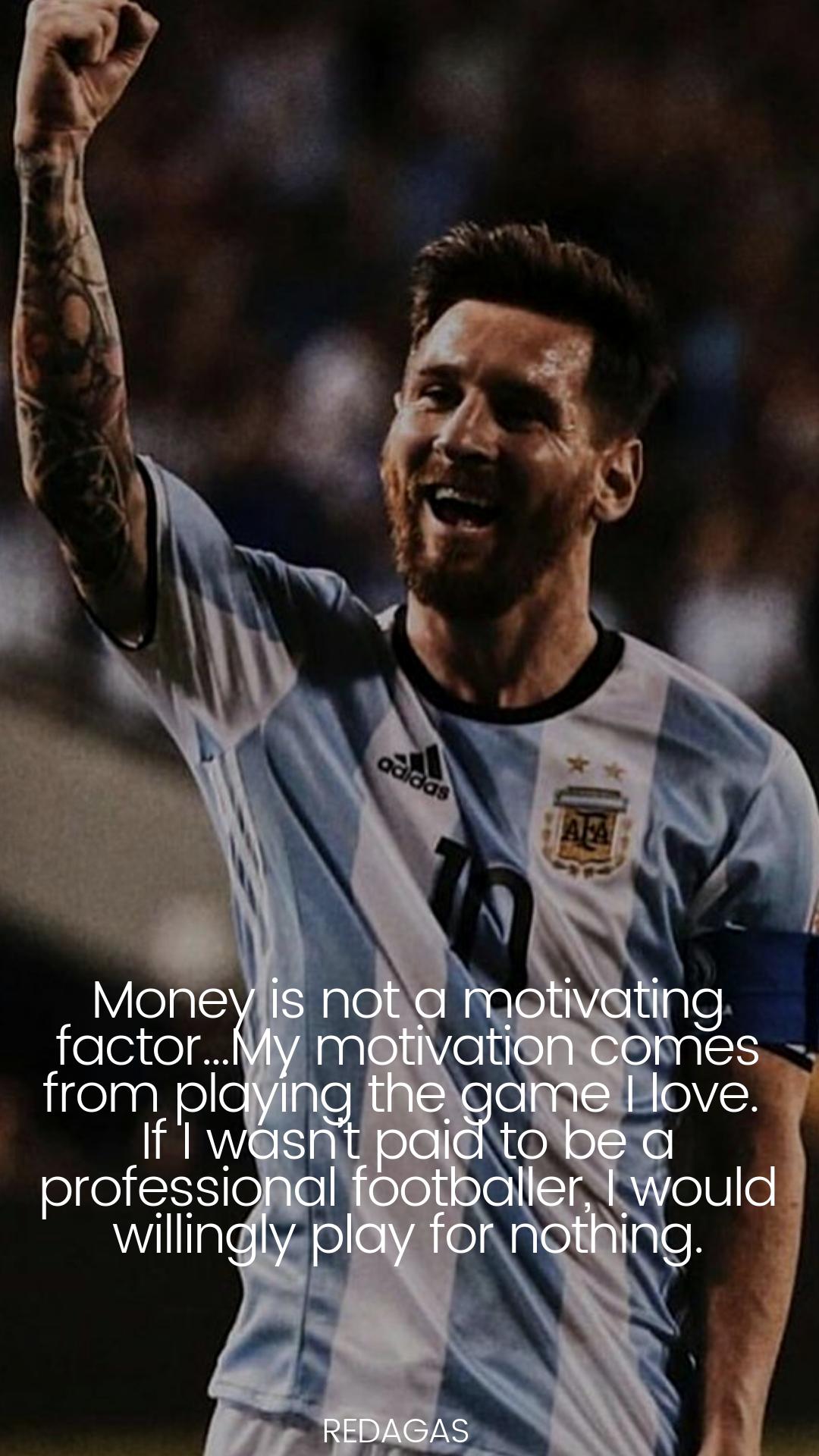 Lionel Messi Inspirational Quotes | Lionel messi, Lionel ...