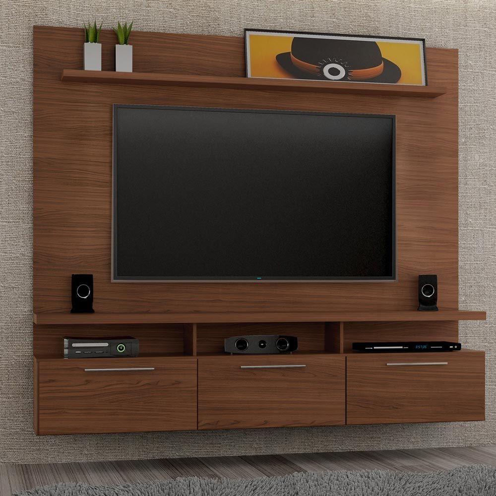 Gostou desta Painel TV Laura 268020 Castanho - Madetec, confira em: https://www.panoramamoveis.com.br/painel-tv-laura-268020-castanho-madetec-7640.html