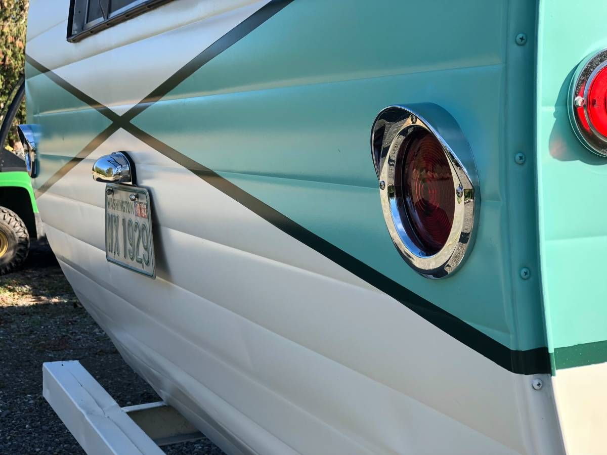 Photo of Take A Look Inside This Restored 1959 Oasis Travel Trailer