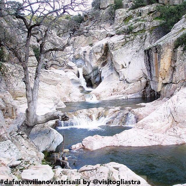 piscine naturali di Bau Mela che si trovano a